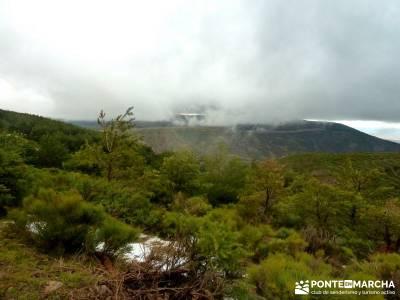 Pico Cebollera, Cebollera Vieja o Pico Tres Provincias; yelmo madrid lagunas sierra de grazalema
